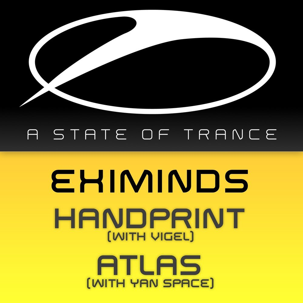Handprint (With Vigel) / Atlas (With Yan Space) [ASOT]