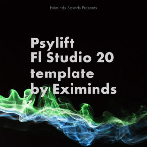 Psylift (FL Studio 20 Template)